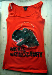 I believe in dinosaurs - top