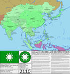 (FOH) The Asian Economic and Defense Union, 2110