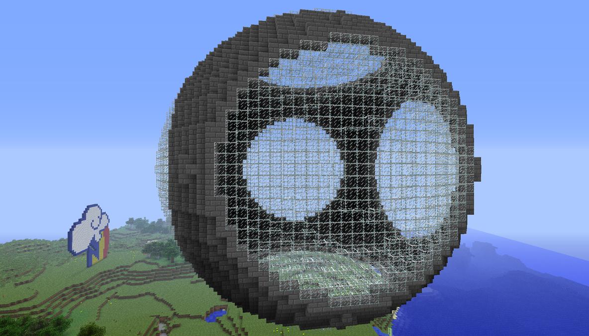 Minecraft Sphere Related Keywords Suggestions Diagram Huge In By Epickd On Deviantart