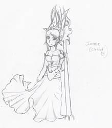 LoL Janna by TaijinIam