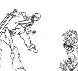 Taijin vs Rein by TaijinIam