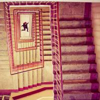 downstairs by qapush