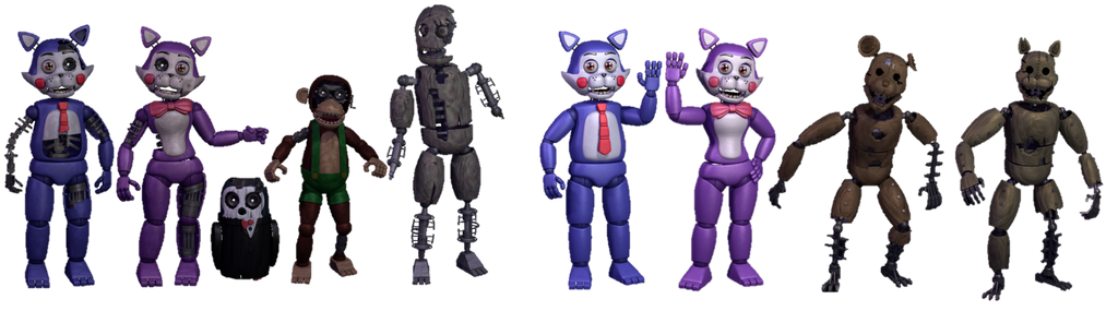 Image Gallery Fnac 2 Characters