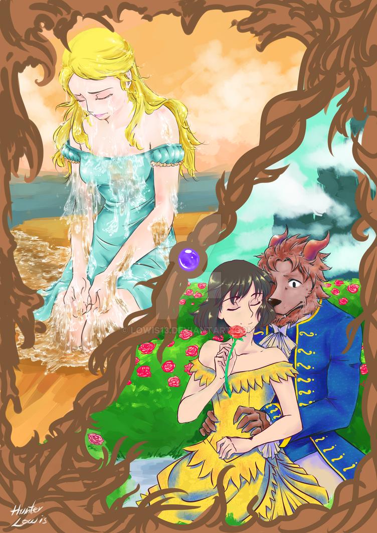Fairy Tale by Lowis13