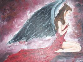 Dark Angel by Midori-ossan