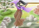 The Lady Samourai