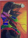 Mulan by Midori-ossan
