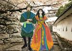 King Alacor and princess Ellora escaflowne project