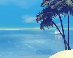 Sailboat Beach