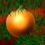 Christmas Bulb by argel1200