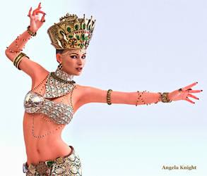 Dancer by AngelaKnight