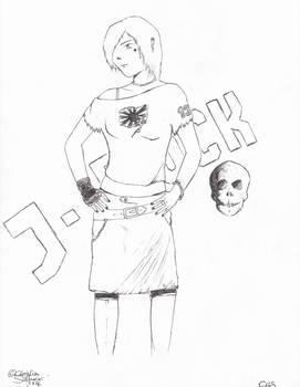 JRock- Girl