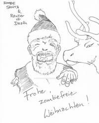 X-Mas Zombie