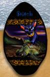 stitch untooned