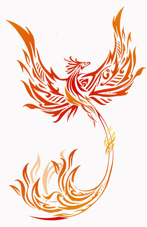Phoenix 2 by rainingcrow on deviantart - Photo de phenix ...