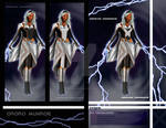 Storm - an MCU costume concept (by request)