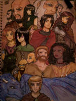 The inheritance cycle colored edition by umaroth