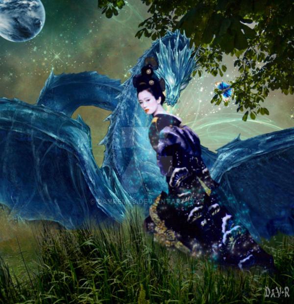 Geisha2 by davrem69