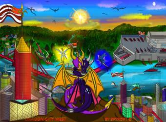 Blue October month day 25 Happy birthday Spyro91 by Spy91
