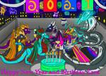 Happy new year and birthday to Ezra by Spy91
