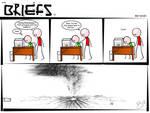 'Minesweeper' -Sunday strip-