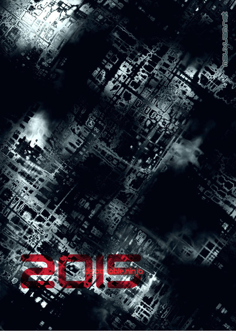 2015 calendar - artmatic version by mauxuam