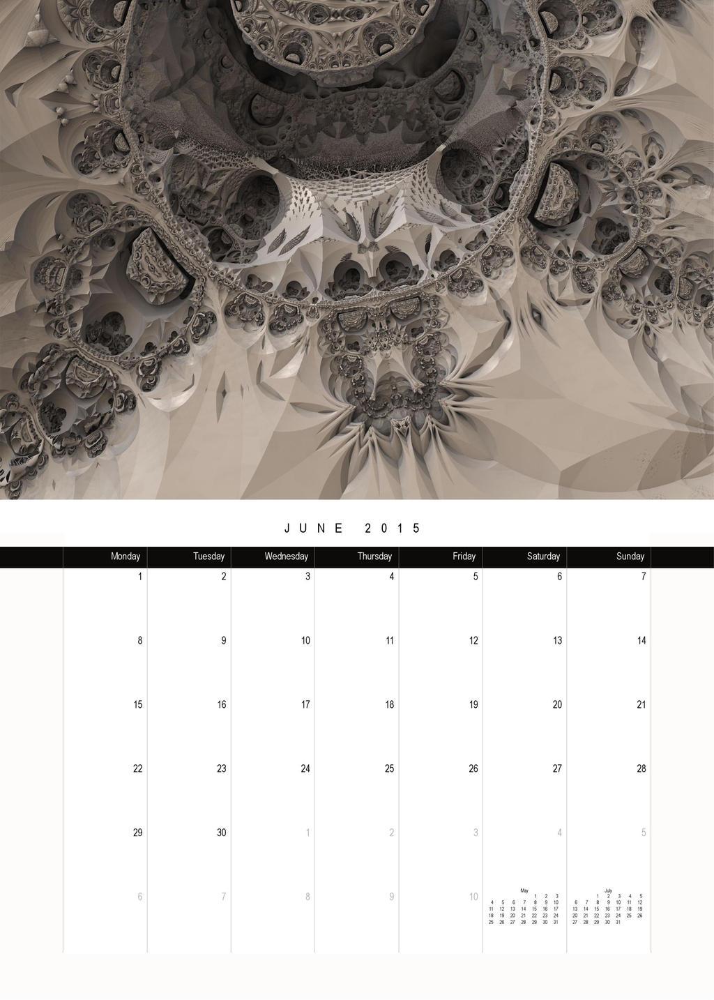 2015-calendar-mandelbulb-premium-mauxuam 000007 by mauxuam