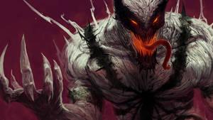 Anti-Venom Wallpaper by DoctorAnimeYT