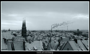 Roofs of Nurnberg