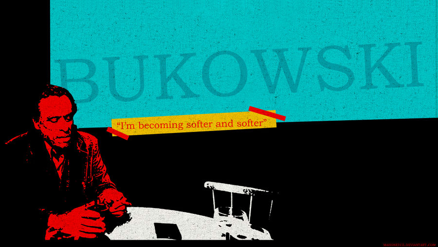 Charles Bukowski wallpaper by MahoneyCZ ...