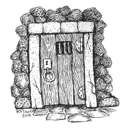 Escape Room Dibujo