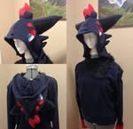 Pokemon - Zorua custom hoodie
