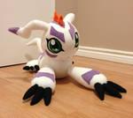 Digimon - Gomamon custom plush