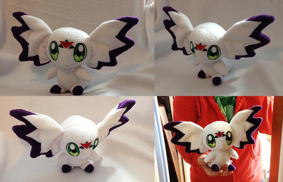 Digimon - Calumon custom plush by Kitamon