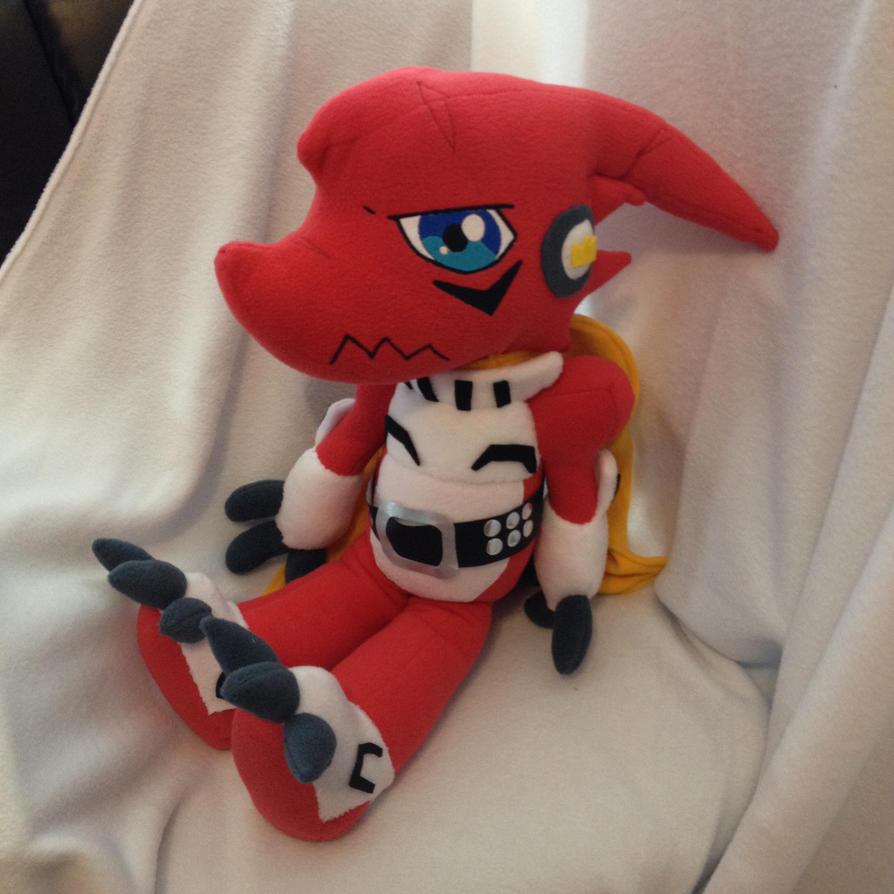 Digimon - LIFE SIZE King Shoutmon by Kitamon