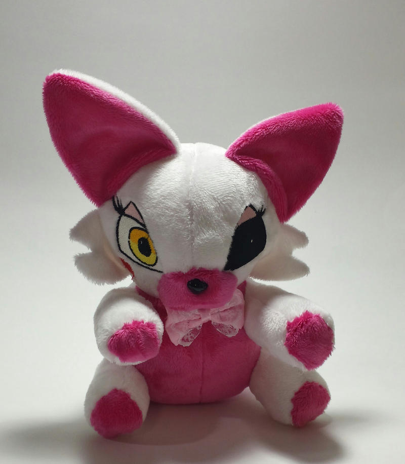 Five Night at Freddy's - Mangle custom plush by Kitamon