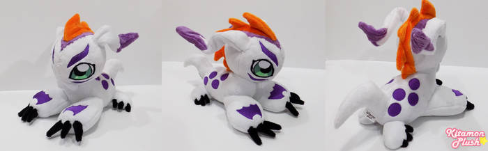 Digimon - Gomamon custom plush SOLD by KitamonPlush