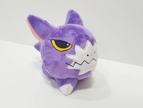 Digimon - Dorinmon custom plush commission
