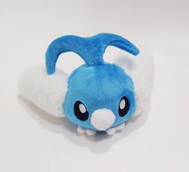 Pokemon- Swablu custom plush  by KitamonPlush