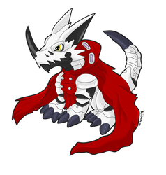 Digimon - Hackmon