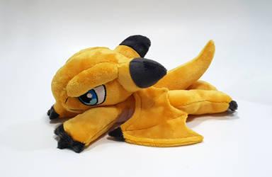 Yu-gi-Oh! Baby Dragon beanie plush