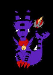 Digimon OC - Shiremon the Grinning Shadow