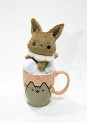 Pokemon - Eevee custom plush for sale