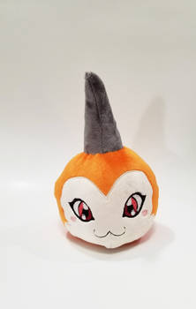 Digimon - Tsunomon custom plush