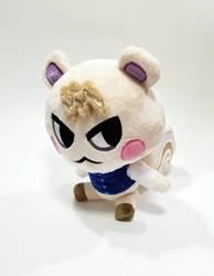 Animal Crossing - Marshal custom plush