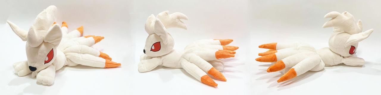 *FOR SALE* Ninetales custom plush