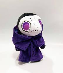 For Sale - Plague Doctor custom plush