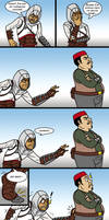 ASSassin's Creed by Red-Flare