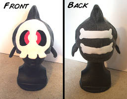Commission: Duskull Hat by Red-Flare