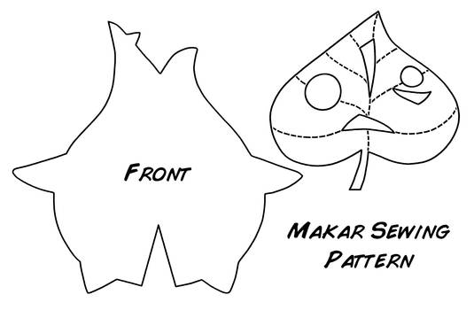 Makar Sewing Pattern